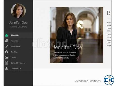 personal website   clickbd
