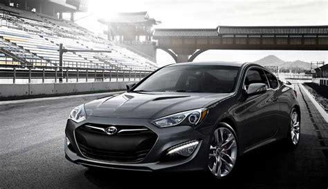 2016 Hyundai Genesis Coupe An Affordable Sports Car