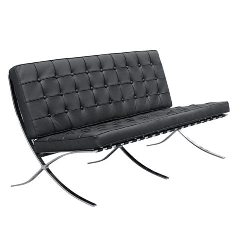 sd141 b tufted leather loveseat with stainless steel metal