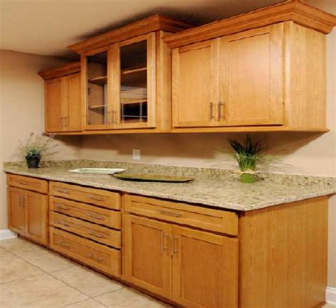 kitchen cabinet oak kitchen cabinet pictures and ideas