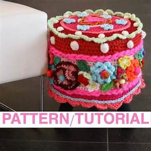Very Detailed Crochet Pattern  Tutorial Includes