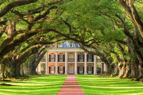 Louisiana's coolest and kookiest plantations ...