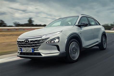 Hyundai Nexo cleared for Australian roads