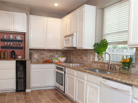 Kitchen Backsplash Interior Brick Veneer White Brick