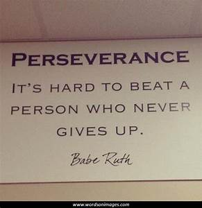 Great Quotes On Persistence. QuotesGram