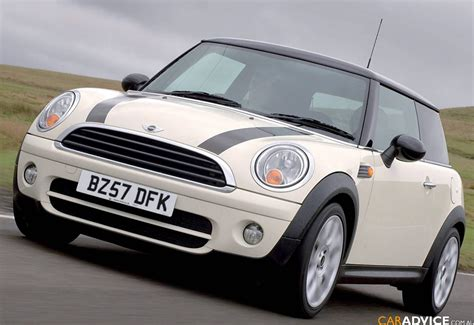 Mini Cooper D Technical Details History Photos On Better