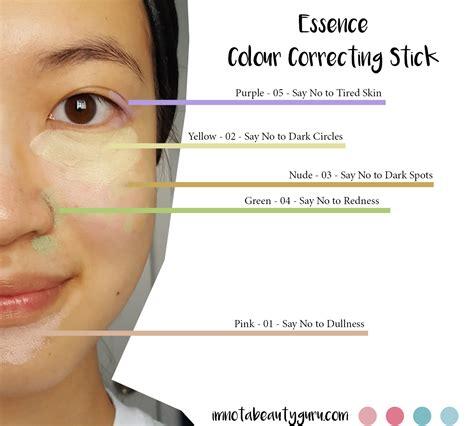 purple color corrector review essence colour correcting sticks i m not a