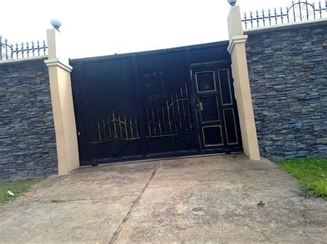 fence and gate prices fences and gates in pictures and prices properties 8 nigeria