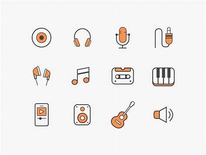 Icon Icons Sketch Ai Vector Colorful Line