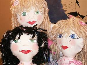 Using Yarn For Doll Hair Yarn Is An Easy And Inexpensive