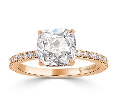mark broumand custom made diamond engagement rings and