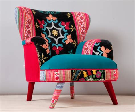 Kristan Willey..... Check This Out.... Suzani Armchair