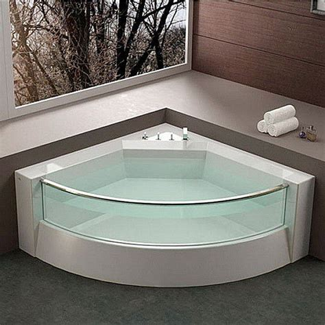 Discount Corner Tubs by Corner Bathtubs For Small Spaces Designs Home Fixtures