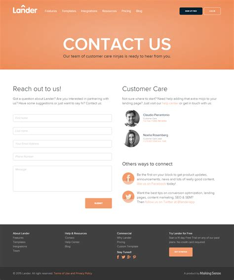 contact  page design xiom healthcare pinterest