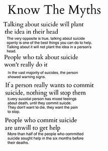 geekgirlsmash: Actual Suicide Prevention ...