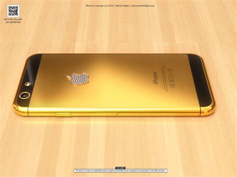 gold phone iphone 6 concept concept phones