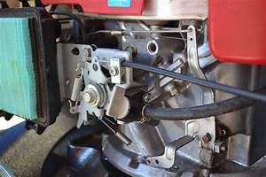 Honda Gcv160 Mower - Hunting