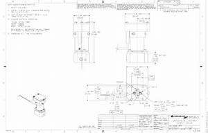 Flow Woodward 27a Drawing Servo Valve 1505492253 Warning