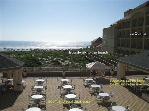 Garden South Padre - pool pic 1 picture of garden inn south padre