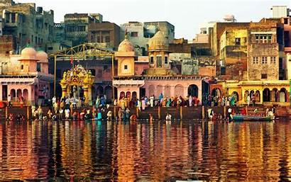 India Travel Visa Mathura Need Ghat Himanshu