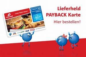 Payback Karte Verloren Neue Bestellen : lieferheld bei payback essen bestellen und punkte sammeln ~ Eleganceandgraceweddings.com Haus und Dekorationen