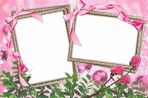 Photo Frame PNG For Couples Image Editing - Luckystudio4u