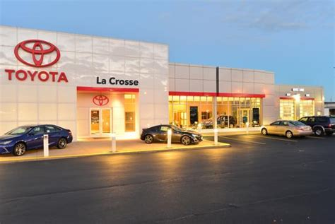 local toyota dealers toyota of la crosse lacrosse wi 54601 car dealership