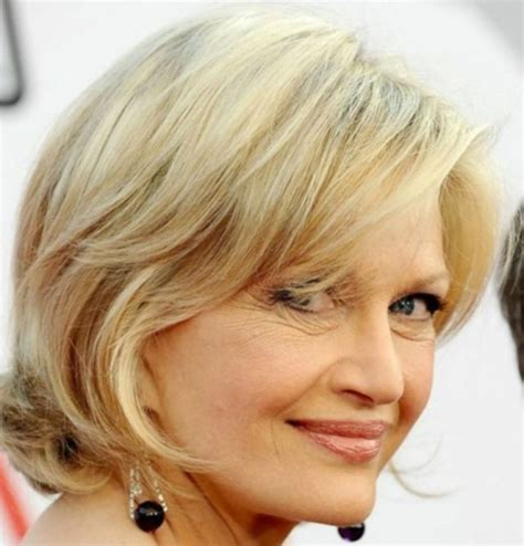 15 Stylish Short Hairstyles for Women Over 50 For A