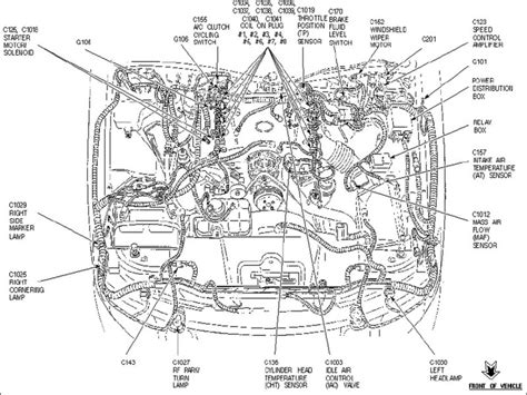 Lincoln Town Car Engine Diagram Wiring Forums