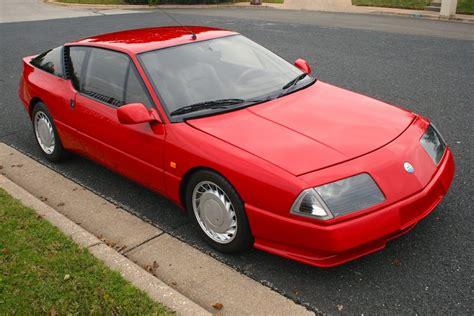 Renault Alpine Gta by 1988 Renault Alpine Gta Turbo For Sale On Bat Auctions