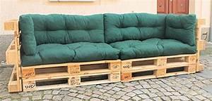 Polster Für Couch : paletten sofa polstern ~ Michelbontemps.com Haus und Dekorationen