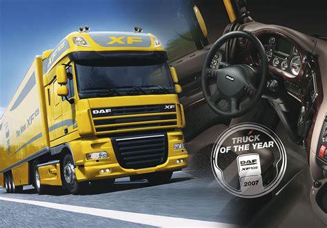 daf trucks  years  innovative transport solutions