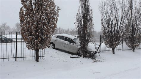 2 28 15 Winter Snow Storm Wichita Kansas YouTube