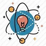 Science Icon Inventicons Vector