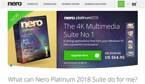 This video is part of a full written article about nero 12 platinum suite found at. Nero Review & Nero Coupon Codes 50% Discount at Nero.com