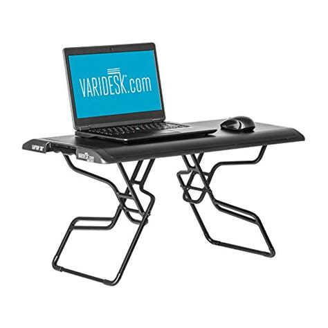 portable standing laptop desk small standing desk varidesk laptop 30 portable stand up