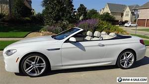 2013 BMW 6 Series Convertible for Sale in United States
