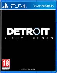 Detroit: Become Human PS4 Zavvi com