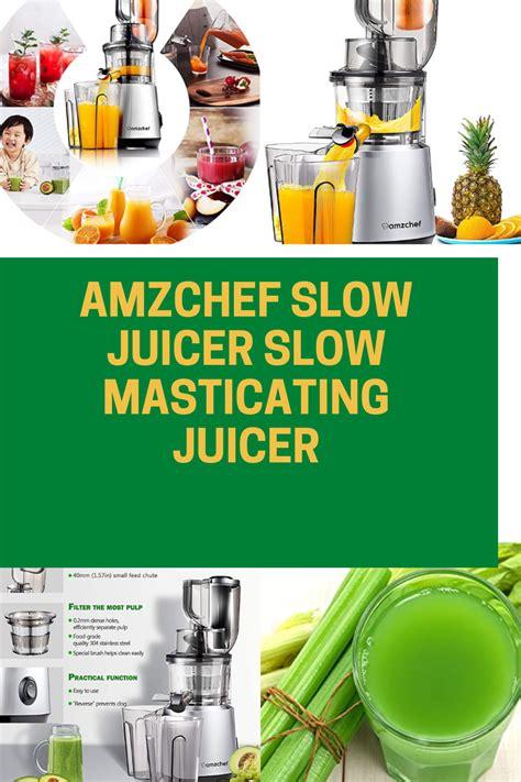 juicer juice celery press cold machine masticating healthy recipes medical less