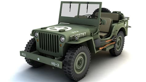 Ww2 Willys Army Jeep, Willys Jeep Hd Wallpapers