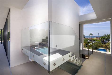 Smart Home Interior Design by Smart Home Design Cool Blue Villa By 123dv Architecture
