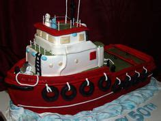Tugboat Cake by 1000 Images About Cakes On Pinterest Cherry Cake