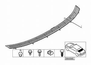 Bmw 330ci Hex Head Screw  St4  2x16-z2  Interior  Housing  Fuse