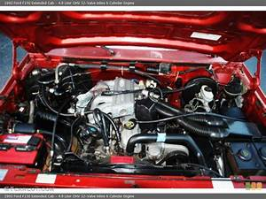 Engine Function Diagram For 4 9 : coal 1992 ford f 150 custom one great red truck ~ A.2002-acura-tl-radio.info Haus und Dekorationen