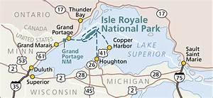 Directions & Transportation - Isle Royale National Park (U ...