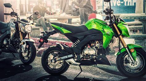 Kawasaki Z125 Pro Picture by 2017 Kawasaki Z125 Pro Review Top Speed