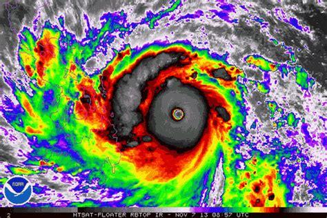 Kesan Taufan Haiyan Yang Melanda Filipina