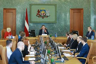 Ministru prezidents Māris Kučinskis piedalās Memoranda pad ...