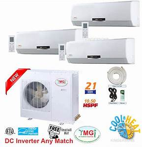 Manual And Guide For Ymgi Tri Zone Split Air Conditioner