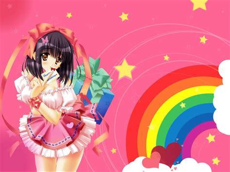 Cute Anime Wallpapers For Desktop